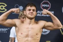 Ismail Naurdiev pakt short notice partij tegen Michel Prazeres tijdens UFC Praag