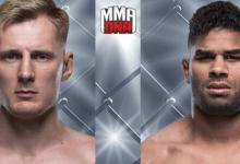 Alexander Volkov vs. Alistair Overeem is het Main Event voor UFC St.Petersburg