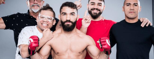 "Patricio ""Pitbull"" Freire verdedigt titel tegen Juan Archuleta tijdens Bellator in ""The Forum"""