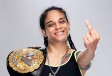Livia Renata Souza neemt het op 14 november op tegen Kanako Murata