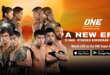 Uitslagen : ONE Championship 91 : A New Era