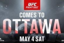 Kyle Prepolec vervangt Siyar Bahadurzada tegen Nordine Taleb tijdens UFC Ottawa