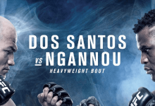 IFW 2019 krijgt Heavyweightclash tussen Francis Ngannou en Junior Dos Santos