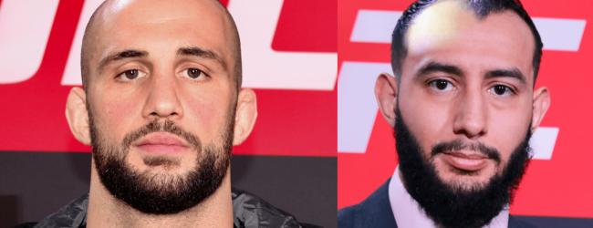 UFC Londen interviews: Volkan Oezdemir en Dominick Reyes