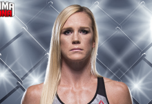 Holly Holm vs. Irene Aldana als main event op 1 augustus