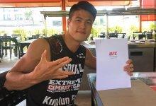 Zuid-Koreaans talent Sung Bin Jo maakt debuut tegen Daniel Teymur tijdens UFC Stockholm