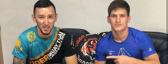 BREAKING: Movsar Evloev treft Muin Gafurov tijdens UFC St.Petersburg