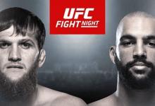 Abdul-Kerim Edilov keert terug tegen Devin Clark tijdens UFC St.Petersburg