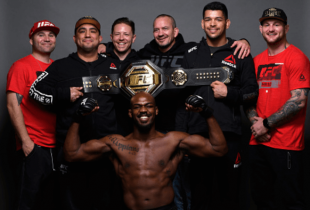 Jon Jones verdedigt Light-Heavweight titel tegen Dominick Reyes tijdens UFC 247 in Houston