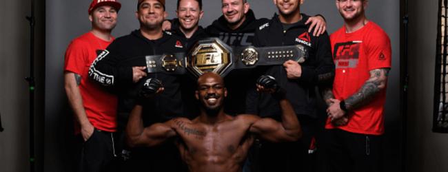 International Fight Week 2019 krijgt Jones vs. Santos en Nunes vs. Holm gevechten