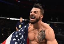 "Mike Perry vervangt Li Jingliang tegen ""Cowboy"" Oliveira tijdens UFC Fort Lauderdale"