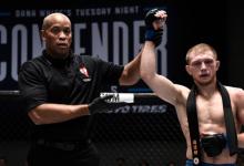 Casey Kenney pakt wederom short notice partij, ditmaal in de UFC tegen Ray Borg