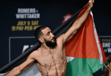 Belal Muhammad treft Sean Brady op 19 december