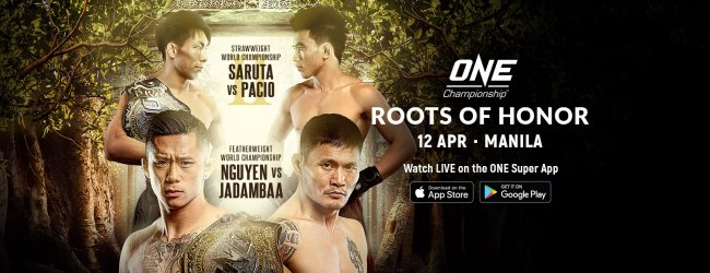 Uitslagen : ONE Championship 92 : Roots of Honor