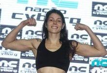 Melissa Gatto tekent UFC contract en vecht tegen Talita Bernardo tijdens UFC 237