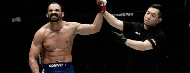 Danny Roberts treft UFC debutant Michel Pereira tijdens Rochester evenement