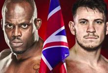 Manhoef vs. Kauppinen op 22 juni tijdens Bellator in Londen