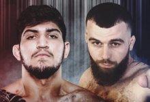 Dillon Danis vs. Max Humphrey verplaatst naar Bellator NYC