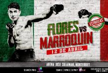 Uitslagen : Combate Americas 34 : Flores vs. Marroquin
