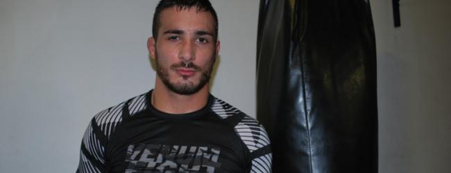 Danilo Belluardo debuteert tegen Joel Alvarez tijdens UFC Stockholm
