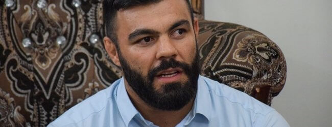 Iraniër Amir Aliakbari tekent bij ONE Championship