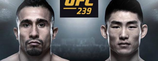 Tweede poging voor Alejandro Perez vs. Song Yadong tijdens UFC 239 in Las Vegas
