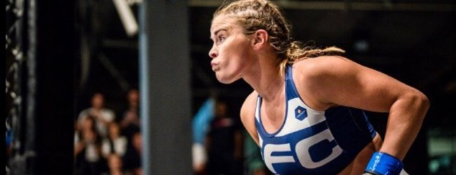 Mellony Geugjes te aanschouwen in EFC's : The Fighter 2