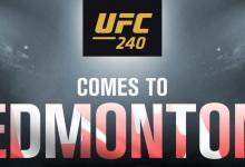 UFC debutanten Giacomo Lemos en Tanner Boser treffen elkaar tijdens UFC 240