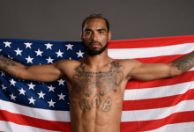 Roosevelt Roberts vs. Vinc Pichel toegevoegd aan UFC Minneapolis card