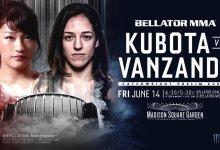 """Japanse publiekslievelinge """"Rena"""" maakt Bellator MMA debuut tegen Lindsey VanZandt in NYC"""