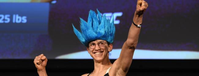 Liz Carmouche treft Roxanne Modafferi in eerste gevecht voor UFC San Antonio