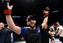 Jared Gordon vs. Dan Moret officieel voor UFC Minneapolis