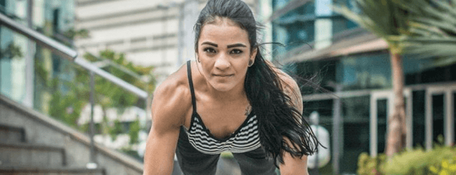 Queen of Pancrase Viviane Araújo maakt UFC debuut tegen Talita Bernardo aankomende zaterdag