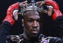Muhammed 'King Mo' Lawal hangt MMA handschoenen aan de wilgen