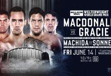 Uitslagen : Bellator 222 : MacDonald vs. Gracie