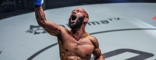 Demetrious Johnson, Eddie Alvarez + titelgevecht tijdens ONE: Dawn of Heroes