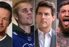 Conor McGregor wil gevecht tussen Justin Bieber en Tom Cruise een podium geven