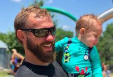Zo vieren MMA vechters vaderdag