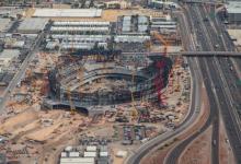 Las Vegas werkt aan nieuw stadion voor MMA en boksevenementen