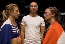 """Mellony Geugjes vecht voor toernooiwinst en """"titleshot"""" tegen Manon Fiorot"""