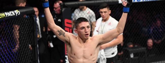Vince Morales vervangt Martin Day tegen Benito Lopez tijdens UFC Sacramento