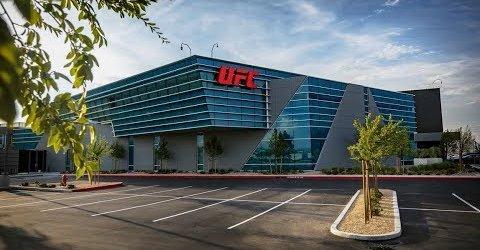 UFC voegt hotel toe aan de bedrijfscampus in Las Vegas