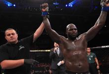 UFC Greenville Video-Interview: Jairzinho Rozenstruik