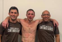 Engelse publieksfavoriet Loughnane krijgt geen UFC contract van Dana White