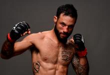 Brandon Davis vs. Giga Chikadze toegevoegd aan UFC Kopenhagen