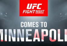 Journey Newson maakt UFC debuut tegen Ricardo Ramos tijdens UFC Minneapolis