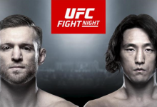 Scott Holtzman vs. Dong Hyun Ma toegevoegd aan UFC on ESPN 5 evenement