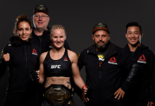 Valentina Shevchenko vs. Liz Carmouche 2 is het Main Event voor UFC Montevideo