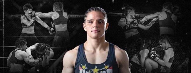 Ariane Carnelossi vervangt Istela Nunes tegen Angela Hill tijdens UFC Mexico City