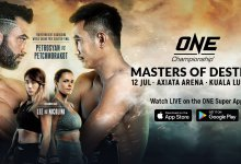 Uitslagen : ONE Championship 97 : Masters of Destiny